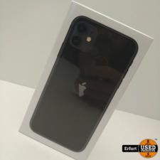 iPhone 11 64GB Schwarz Neu