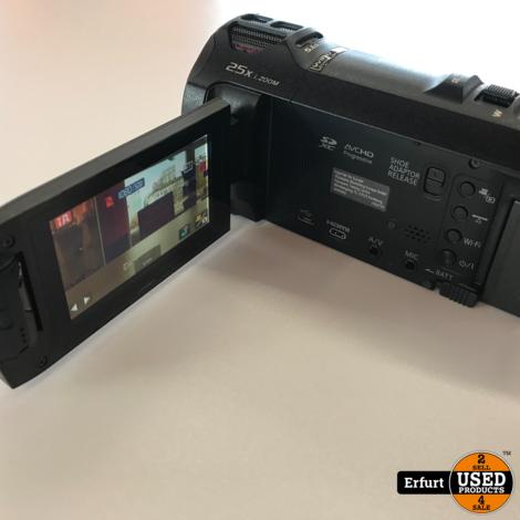 Panasonic HC-WX979 4K Kamera