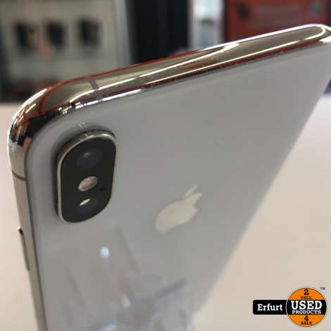 iPhone XS Max 256GB Weiss