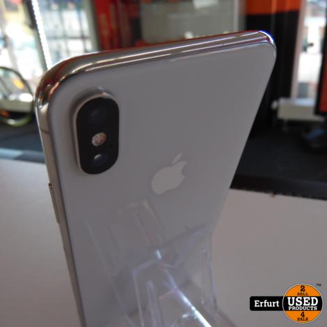 iPhone X 64GB Weiss I guter Zustand