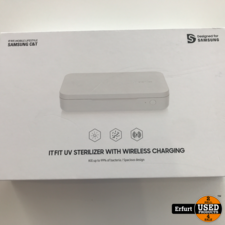 Samsung UV Sterilizer with Wireless Charging