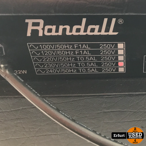 Gitarren Verstärker Randall