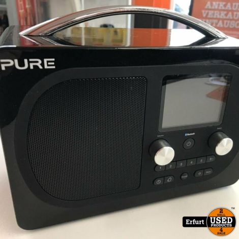 Pure Evoke H4 Radio