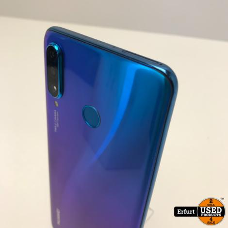 Huawei P30 lite -256GB- Peacock Blue