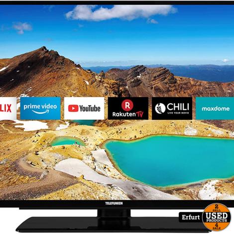 Telefunken XU55G521 -4K- Smart TV  55 Zoll