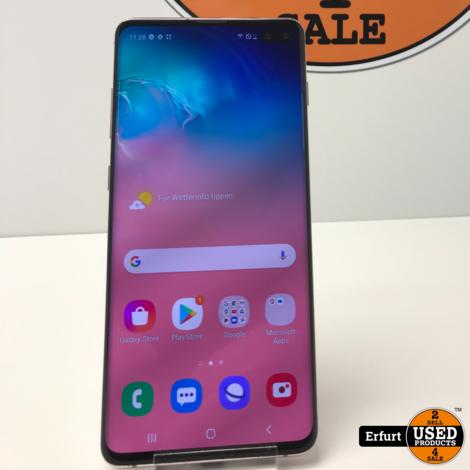 Samsung Galaxy S10 Plus 512GB Weiß