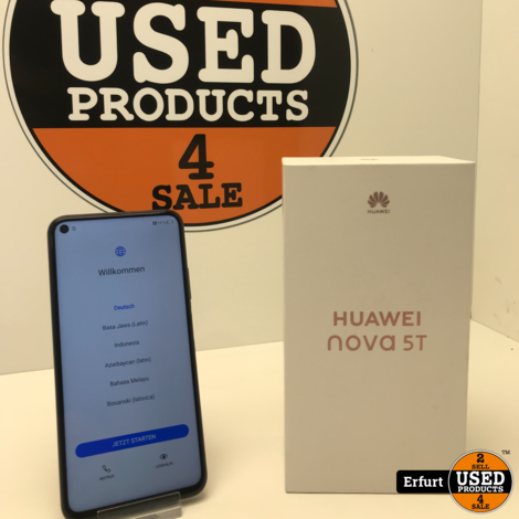 Huawei Nova 5T -128GB-