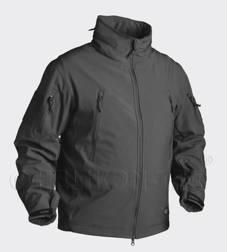 Helikon-Tex Gunfighter Jacket - Shark Skin Windblocker