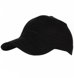 Flexfit Baseball cap Contractor Black 215167