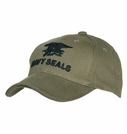 Baseball cap Navy Seals Green