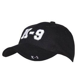 Baseball cap K-9 Black 215151-250