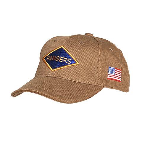 Baseball cap Rangers Khaki 215151-244