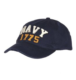 Baseball cap Navy 1775 Stone Washed Blue 215156-260