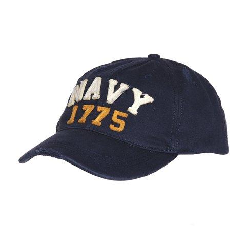 Baseball cap Navy 1775 Stone Washed Blue 215156-260
