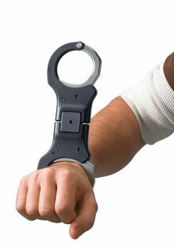 ASP Rigid Handcuffs Tactical Black