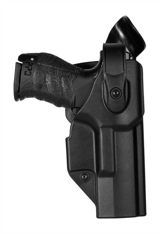 Vega Holster Duty Holster for Walther PPQ/P99Q Shockwave Black SHWP8-865