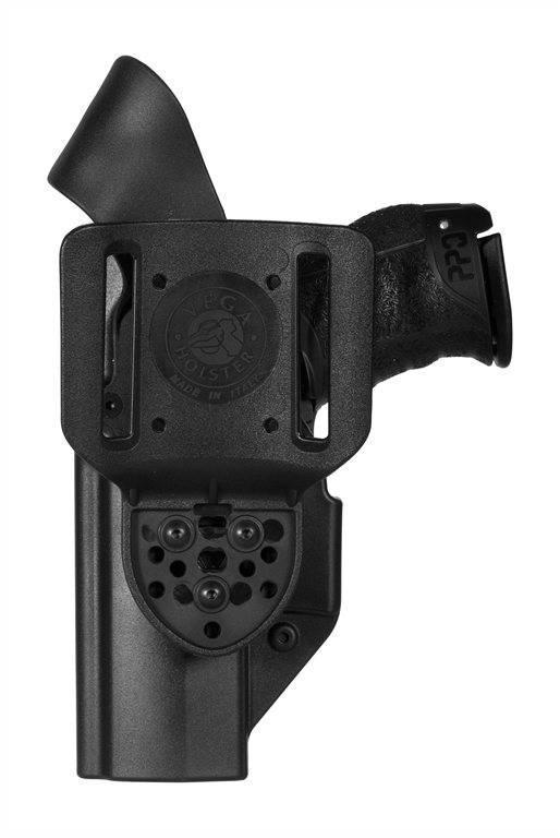 Vega Holster Duty Holster Walther PPQ/P99Q Shockwave Black SHWP8-865