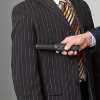 Secon SC VHD Hand-Held Metal Detector