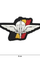 Para Wing  3D Velcro Patch