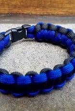 Para cord Blue line