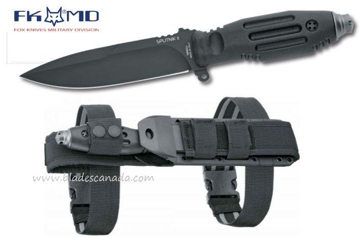 Fox Knives Fox Knives FKMD Mars Collection Sputnik - 7 Code:  FX-807B