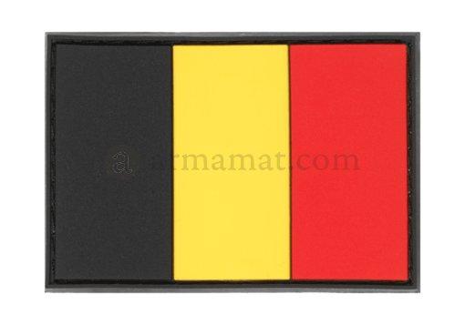 Claw Gear Belgium  3D rubber patch