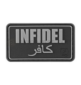 Infidel Rubber Patch