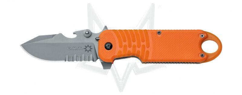 Fox Knives Fox Knives E.R.T. Rescue Knife Bladed