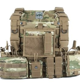 BURI Armor Chest Rig Carrier