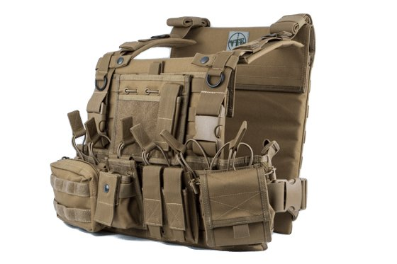 BURI Armor Chest Rig Carrier