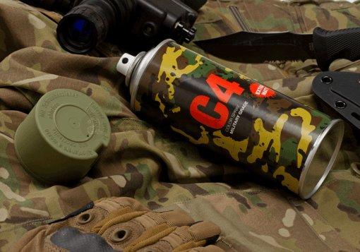 C4 Mil Grade Color Spray