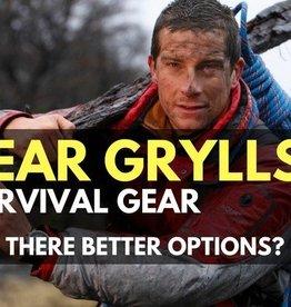 Gerber verdeler  voor  BEAR GRYLLS Gear