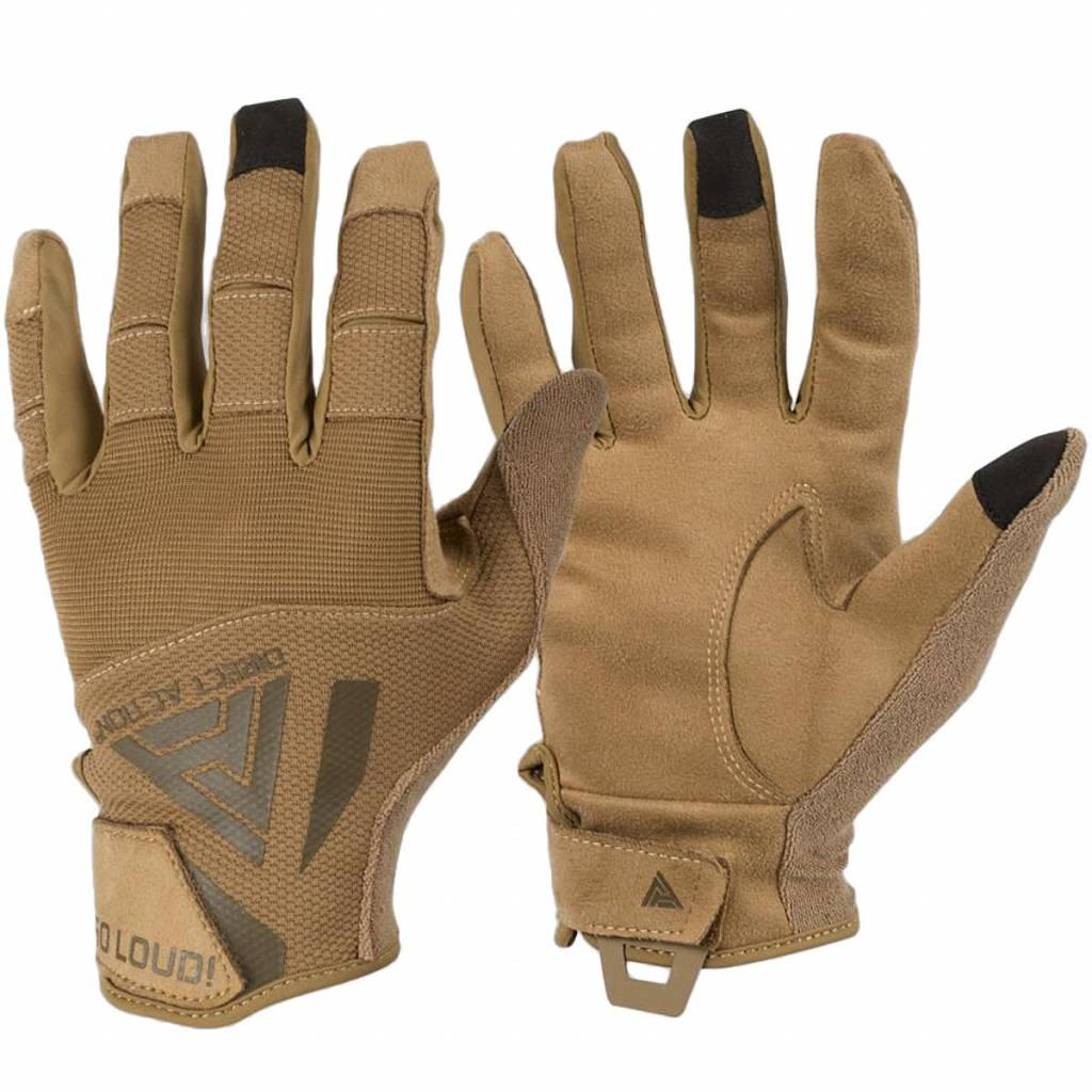 Direct Action Hard Gloves® - Coyote Brown