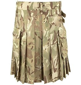 Multicam Match Combat Kilt - Tactical Kilt