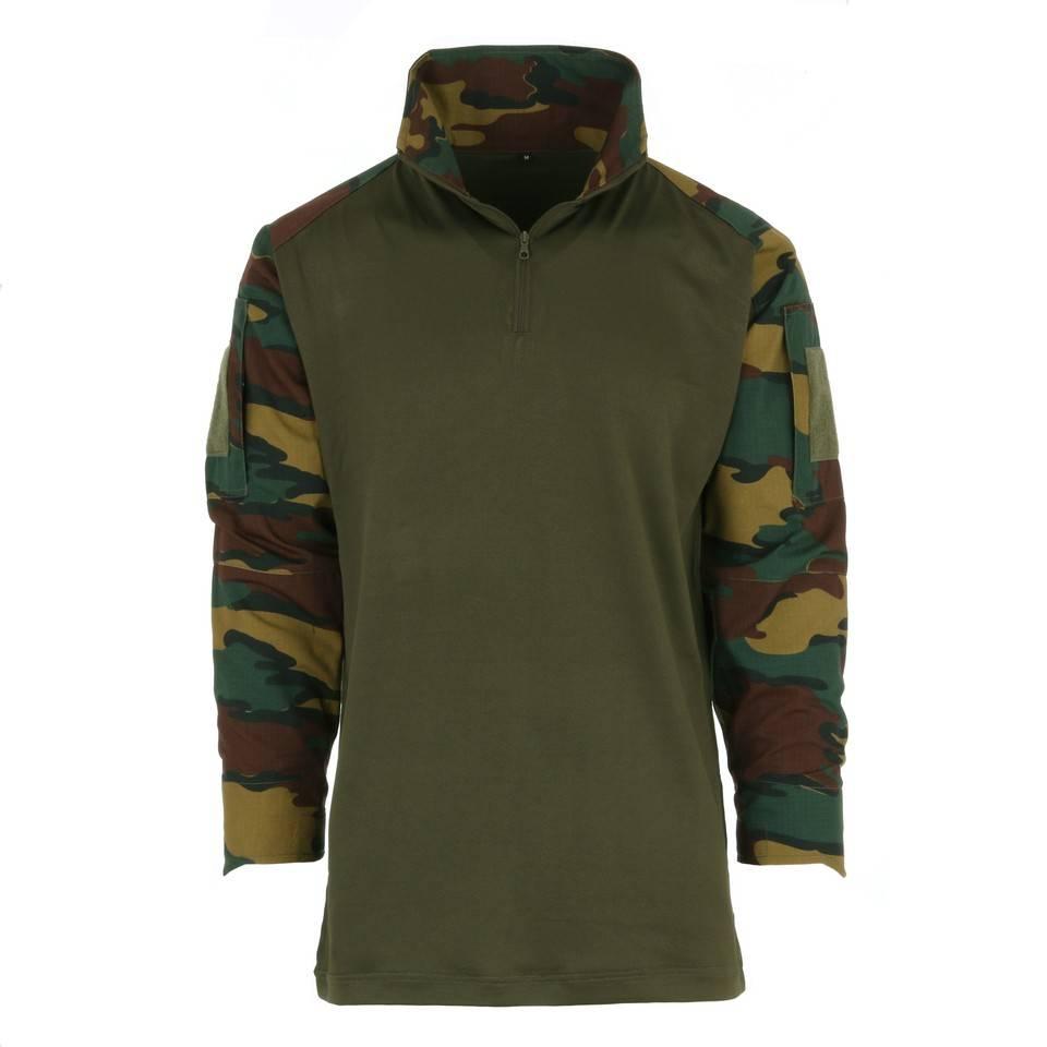 UBAC  Combat shirt  Belgische Camouflage