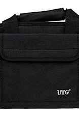 UTG  Deluxe Single Pistol Case, Black