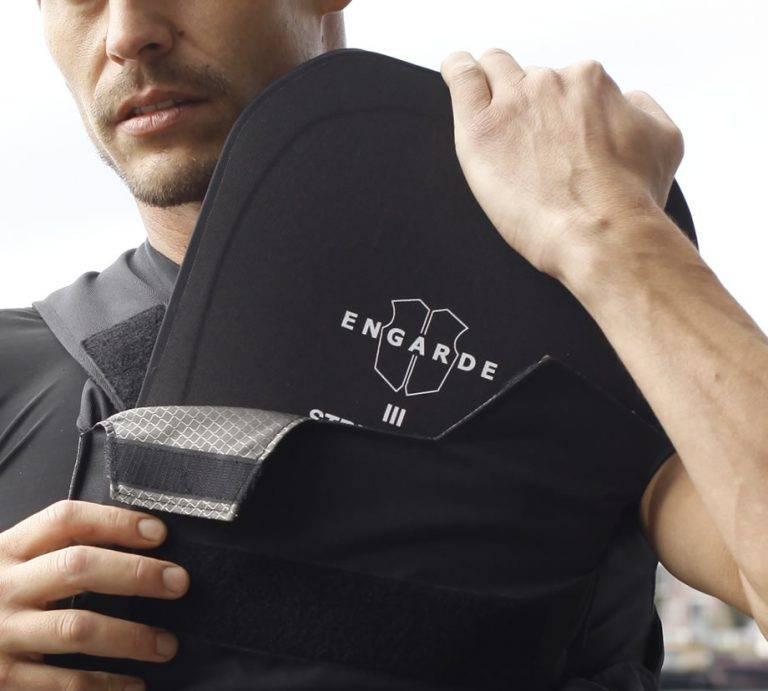 EnGarde Hard armor panel III+ icw