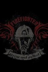 Fire fighter     RESCUE AND PROTECT