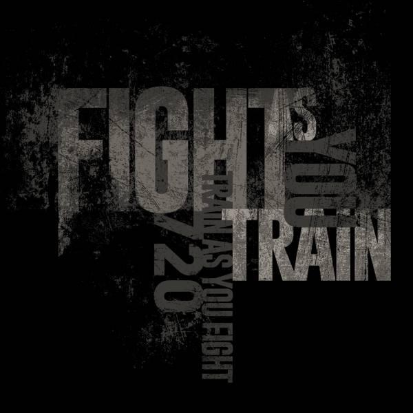 Dames T-shirt  FIGHT AS YOU TRAIN train as you fight