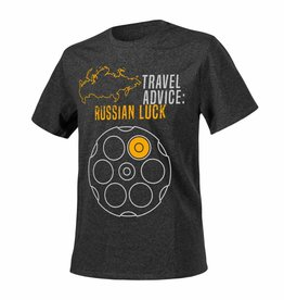 Helikon-Tex® T-SHIRT (TRAVEL ADVICE: RUSSIAN LUCK)