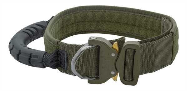 Honden werk-halsband  met anti-sliphandvat