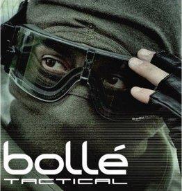 Bollé X800 tactical bril clear platinum (X800i)