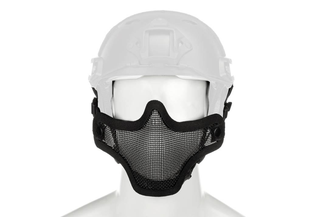 Invader Gear Steel Half Face Mask FAST Version