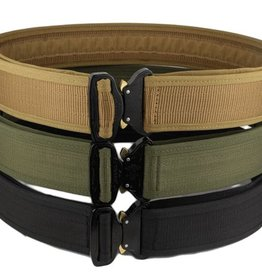 365 Tactical Duty Cobra Belt w. Under belt 18kn
