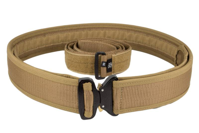 365 Tactical Duty Cobra Belt w. Under belt 18kn