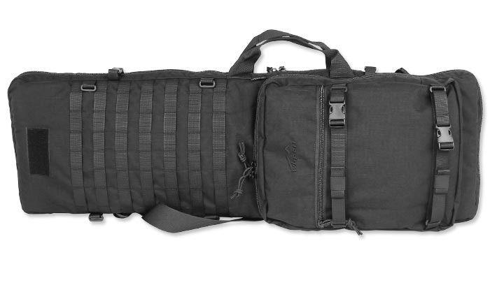 WISPORT Rifle Case - 100 cm - Black