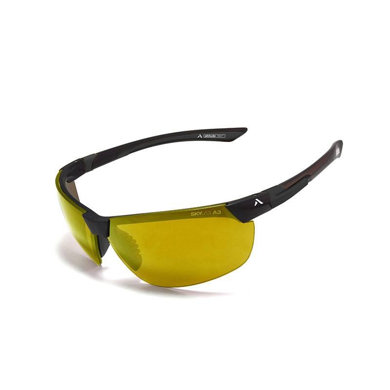 Altitude  Bril Fast black pc ml yellow