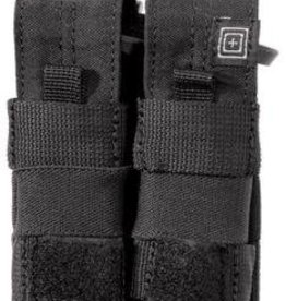 5.11 5.11 DOUBLE PISTOL BUNGEE COVER BLACK
