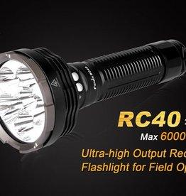 Fenix Zaklamp 3500 lumen RC40