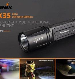 Fenix TK35UE 2018 editie 3200lumen